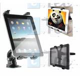 Soporte Auto Tablet Apoyacabeza Ipad Samsung Ta Noblex Xview