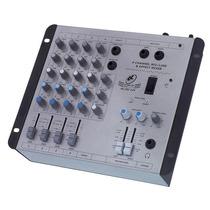 Mesa De Som Mixer Star Ll Star 4 12 Volts Efeito O F E R T A