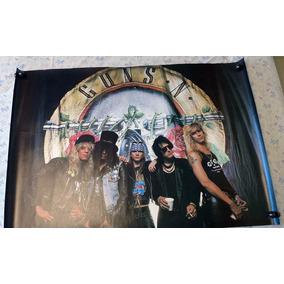 Poster Guns N Roses Oficial
