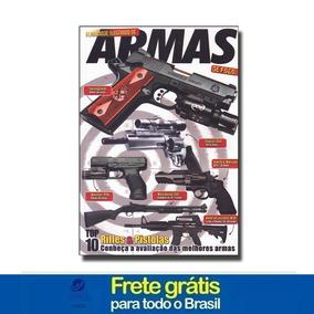 Livro Almanaque Ilustrado Armas De Fogo Top 10 Frete Gratis