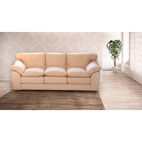 Sofa De Couro 3 Lugares | Athenas