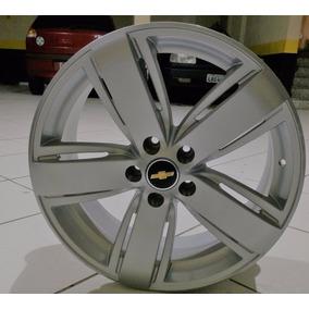Jogo Roda Blazer S10 Aro18 Furação 5x120 R33 Amarok Bmw