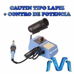 Cautín Tipo Lápiz Estación Control De Temperatura 45w
