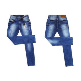 Calça Jeans Masculina Diesel Original Skinny Vários Modelos
