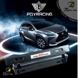 Porta Placa Tuning Carbono Regulable Auto No Papeleta