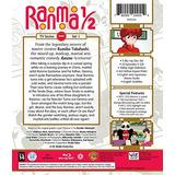 Ranma 1/2 - Serie De Tv Set 1 Bd Standard Edition [blu-ray]