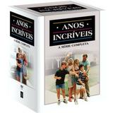 Box Anos Incríveis A Série Completa (23 Dvds)