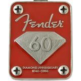 Fender Llavero 60 Aniversario De Colección Envío Gratis!