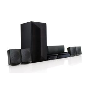 Home Theater Lg Lhb625m 1000w, 5.1 Blu-ray 3d E Bluetooth