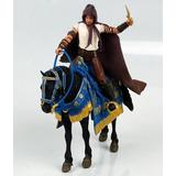 Principe Persia - Prince Dastan With Aksh - Mc Farlane