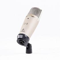 Microfono Behringer C3 - Condenser