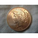 Peace Dólar 1922 Ceca Philadelphia