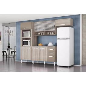 Cozinha Compacta Talita 3 Peças - Aramóveis