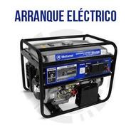 Generador Eléctrico Motomel 5500e