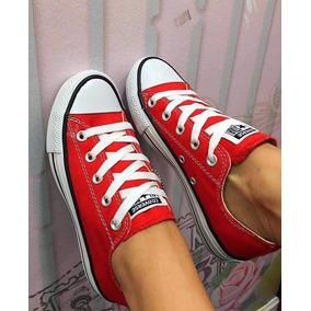Conversent Chaussures Rouges GK81Z0D