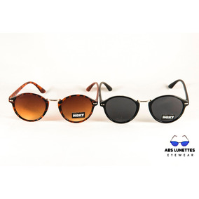 Lentes Gafas Anteojos Retro Redondos Uv400 Vintage Moda