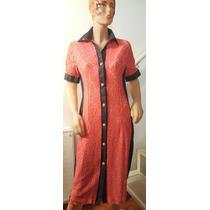 Vestido Informal De Encaje Color Coral Yjeans