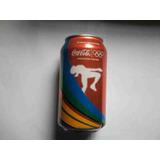 Lt-0488 Brasil Latinha De Coca-cola Olimpíadas Partner 350ml