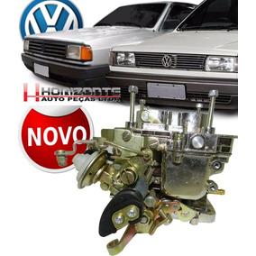 Carburador Novo Gol Saveiro Parati Voy Cht 1.6 Weber Alcool
