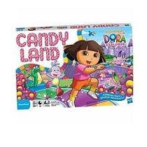 Hasbro Candy Land Dora El Juego En El Explorador De