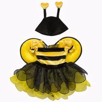 Disfraz Bebe Abeja Halloween 0/3 Meses