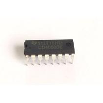 Cd4050, Convertidor Buffer, No Invertido ( 10 Piezas )