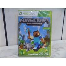 Minecraft Xbox 360 Edition - Novo Lacrado Oferta