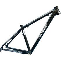 Quadro Bicicleta Mosso 29 Mtb Odyssey Alumínio Preto Cinza