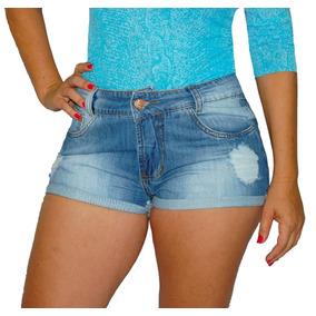 Short Jeans Sem Elastano Estilo Pit Bull Rhero 2