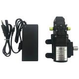 Motor Bomba Diafragma 80 Psi + Fonte + Controle De Pressão