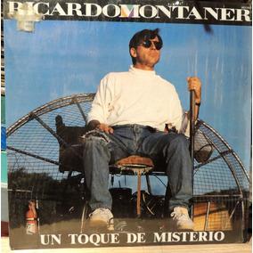 Un Toque De Misterio (vinyl) Ricardo Montaner