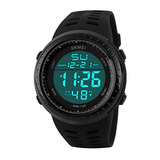 Lige Hombres Impermeables Deportes Relojes Electrónicos Mult