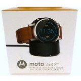 Carregador Motorola Original Wireless P Relogio Moto 360 2nd