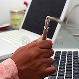 Think Ink Pen Pluma Anti Estrés Como Spinner Cubo Gratis Env