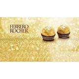 Kit 5 Caixas Chocolate Ferrero Rocher C/60 Uni Promoção