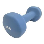 Pesas Mancuernas Unofit 1 Pza 8 Lbs (3.6kg) Neopreno Fitness