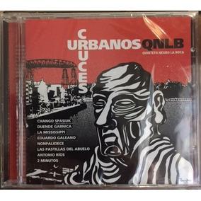 Cd Quinteto Negro La Boca Cruces Urbanos