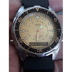 bd21d1612a1 Relogio Casio Amw 320c - Relógios no Mercado Livre Brasil