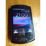 Celular Sony Ericsson W 150 Liberado Con Cargador.