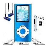 Mp3 Player / Mp4 Player Hotechs Mp3 Music Player With 16gb M