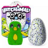 Juguete Interativo Hatchimals 23cm Pajaro Sorpresa Inteligen