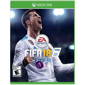 Juego Xbox One Fifa 2018( Físico)
