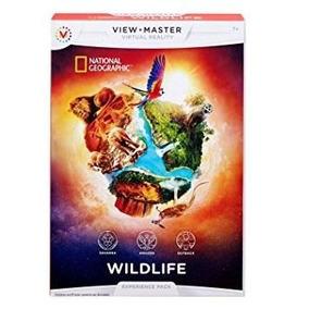 View Master Realidad Virtual Kit De Experiencia National Geo