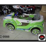 Carro Motos Electricos Recargable Niño