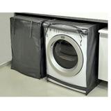 Capa Para Maquina De Lavar Roupa (brastemp, Bosch, Ge, Lg)
