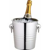Balde Champagne Grande Hielo Acero Frapera Botella Champan
