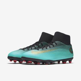 Chuteira Nike Cr7 Original Salao - Chuteiras no Mercado Livre Brasil 477fec9452749
