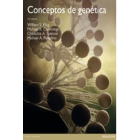 Conceptos De Genética William S Klug