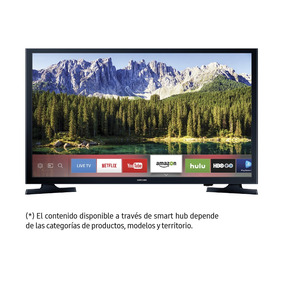Smart Tv Samsung 32 J4300 Hd Tda Hdmi Usb