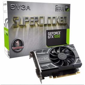 Placa De Video Gtx 1050 Sc Acx Evga Nvidia Acx 2gb Ddr5